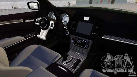 Chrysler 300 SRT8 2012 pour GTA 4 est un côté