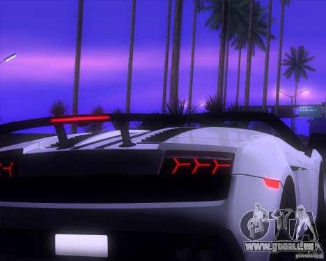 ENBSeries by LeRxaR v4.0 pour GTA San Andreas cinquième écran