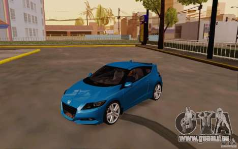 Honda CR-Z 2010 V3.0 pour GTA San Andreas