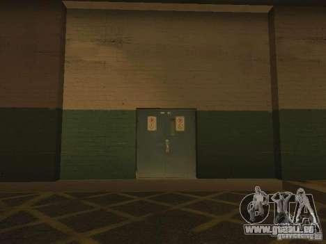 Notausgang von der LSPD für GTA San Andreas dritten Screenshot