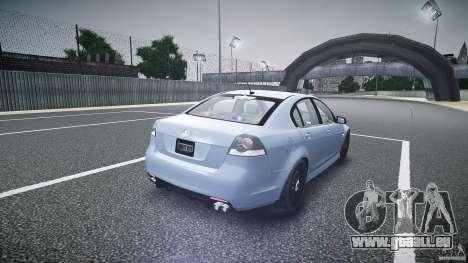 Holden Commodore (FBINOoSE) pour GTA 4 est un côté