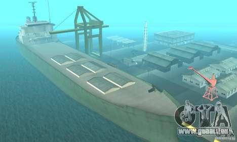New Island für GTA San Andreas zweiten Screenshot