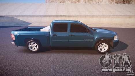 Chevrolet Silverado 1500 v1.3 2008 pour GTA 4 est un côté