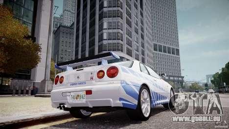 Realistic ENBSeries V1.2 pour GTA 4 quatrième écran