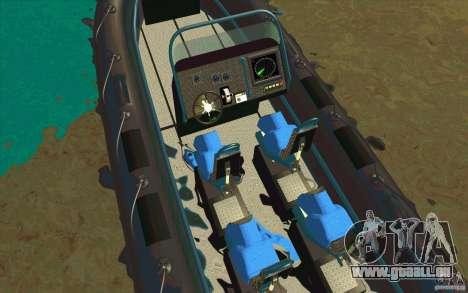 Inferno für GTA San Andreas rechten Ansicht