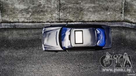 Mercedes-Benz E55 AMG für GTA 4 rechte Ansicht