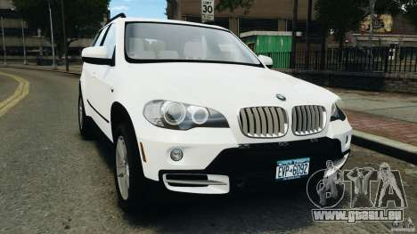 BMW X5 xDrive48i Security Plus für GTA 4
