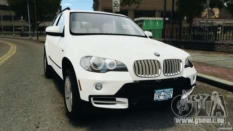 BMW X5 xDrive48i Security Plus pour GTA 4