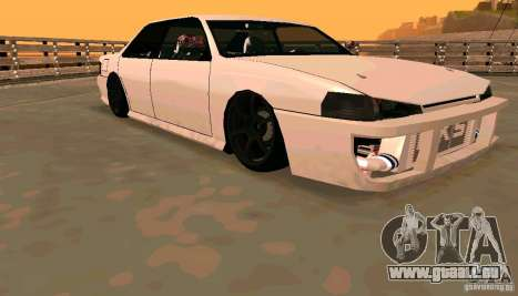 New Sultan v1.5 pour GTA San Andreas