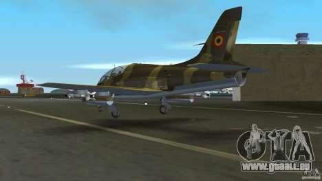 I.A.R. 99 Soim 701 für GTA Vice City rechten Ansicht