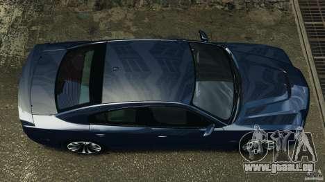 Dodge Charger SRT8 2012 v2.0 pour GTA 4 est un droit