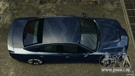 Dodge Charger SRT8 2012 v2.0 für GTA 4 rechte Ansicht
