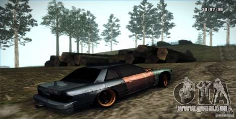 ENB Graphics Mod Samp Edition pour GTA San Andreas sixième écran