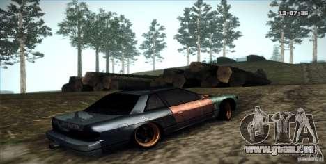 ENB Graphics Mod Samp Edition für GTA San Andreas sechsten Screenshot
