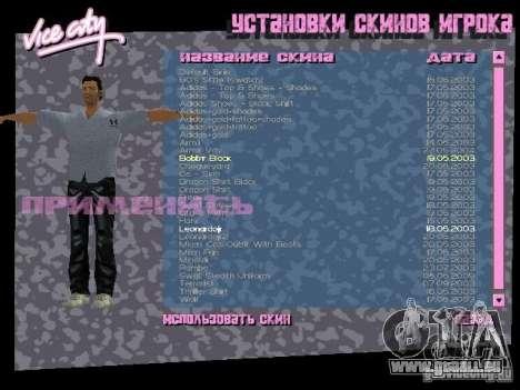 Pack von Skins für Tommy für GTA Vice City Screenshot her