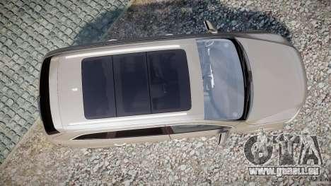 Audi Q7 V12 TDI Quattro Stock  v2.0 für GTA 4 rechte Ansicht