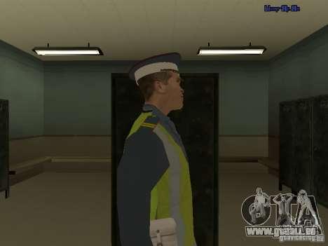 Inspecteur DPS pour GTA San Andreas troisième écran
