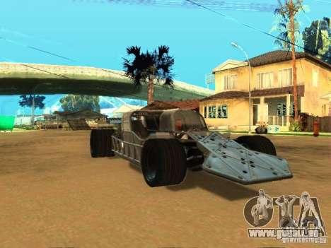 Fast & Furious 6 Flipper Car pour GTA San Andreas