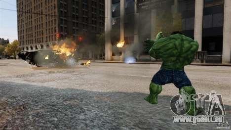 Script de Hulk pour GTA 4