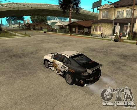 Vauxhall Monaro Rogue Speed für GTA San Andreas linke Ansicht