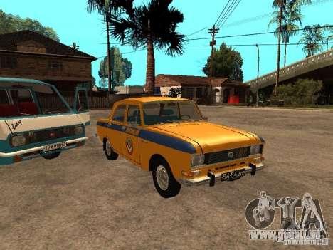 AZLK 2140 Miliz frühe version für GTA San Andreas