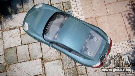 Porsche 911 (996) Carrera 4S pour GTA 4 est un droit