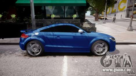 Audi TT RS Coupe v1 für GTA 4 linke Ansicht