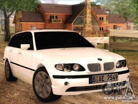 BMW M3 E46 Touring pour GTA San Andreas