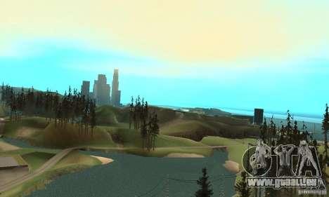 10x Increased View Distance für GTA San Andreas dritten Screenshot