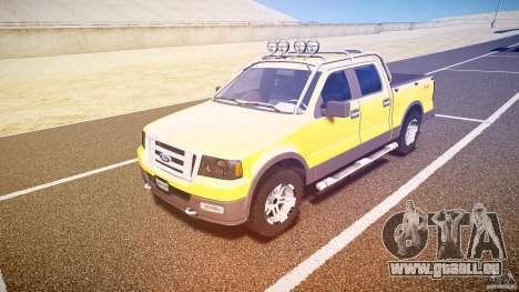Ford F150 FX4 OffRoad v1.0 für GTA 4