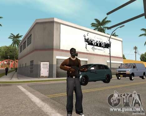 Robber pour GTA San Andreas