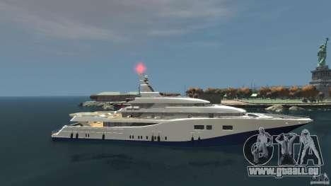 Yacht v1 für GTA 4