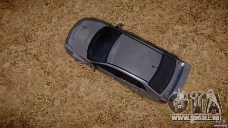 Subaru Impreza WRX STi 2011 für GTA 4-Motor