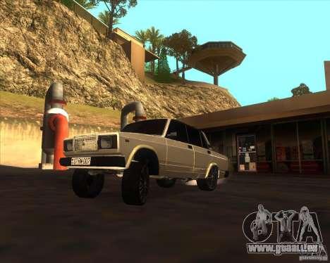 VAZ 2107 Azeri Style pour GTA San Andreas