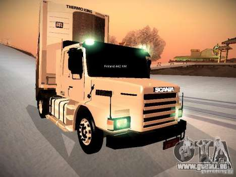 Scania T112 pour GTA San Andreas