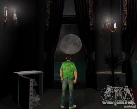 Neues Wasser, Zeitungen, Blätter, Mond für GTA Vice City Screenshot her