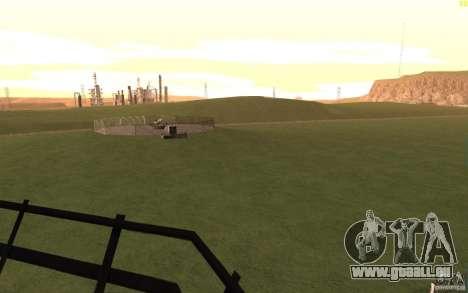 New desert pour GTA San Andreas dixième écran