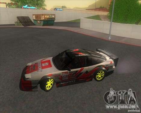 Nissan 240SX for drift für GTA San Andreas Seitenansicht