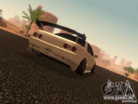 Nissan Skyline GTS R32 JDM für GTA San Andreas linke Ansicht