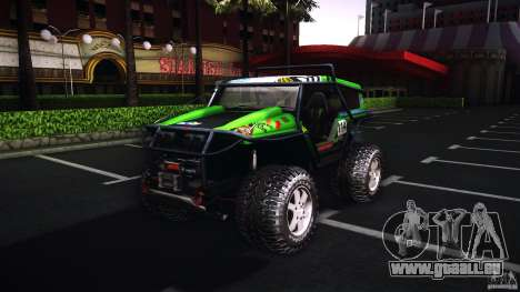 Tiger 4x4 pour GTA San Andreas