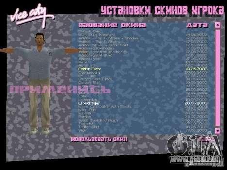Pack von Skins für Tommy für GTA Vice City dritte Screenshot