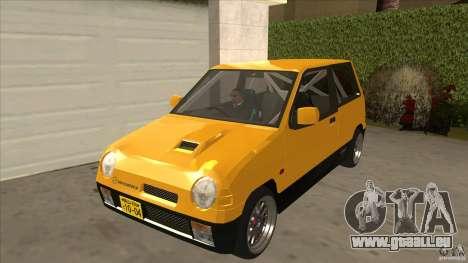 Suzuki Alto Euro pour GTA San Andreas