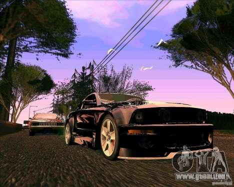 ENBseries V0.45 by 1989h pour GTA San Andreas deuxième écran
