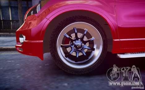 Honda CR-V Light Tuning pour GTA 4 est un côté