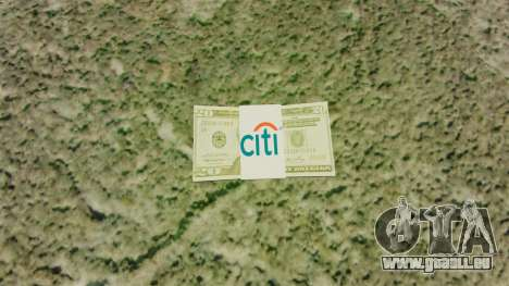 L'encours des billets en coupures de 20 $ aux Ét pour GTA 4
