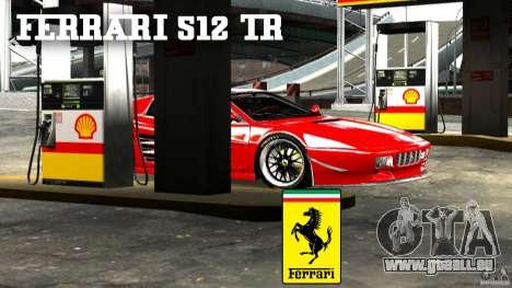 Ferrari 512 TR BBS für GTA 4 linke Ansicht