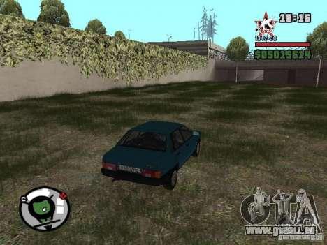 Todas Ruas v3.0 (San Fierro) pour GTA San Andreas quatrième écran