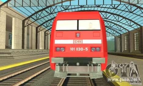 BR101 für GTA San Andreas zurück linke Ansicht
