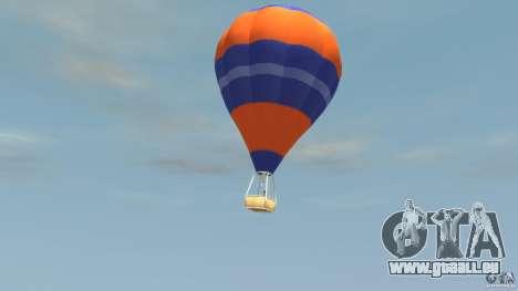 Balloon Tours option 6 pour GTA 4 est une gauche