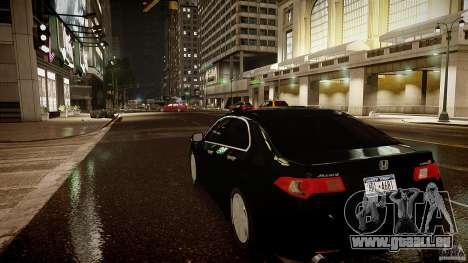 Realistic ENBSeries V1.2 pour GTA 4 huitième écran
